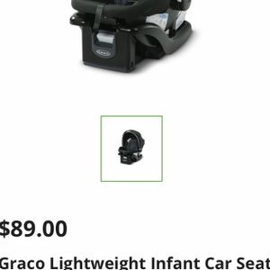 Graco Car set Use $30 Obo Good Working Cond for Sale in Carson, CA