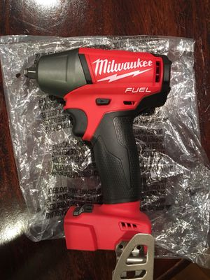 Milwaukee M18 FUEL 18-Volt Lithium-Ion Brushless Cordless 3/8 in. Compact Impact Wrench with Friction Ring (Tool-Only) for Sale in Whittier, CA