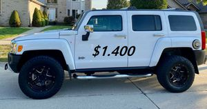 👑📗$14OO URGENT I sell my family car 2009 Hummer H3 📗Runs and drives great. for Sale in Anaheim, CA