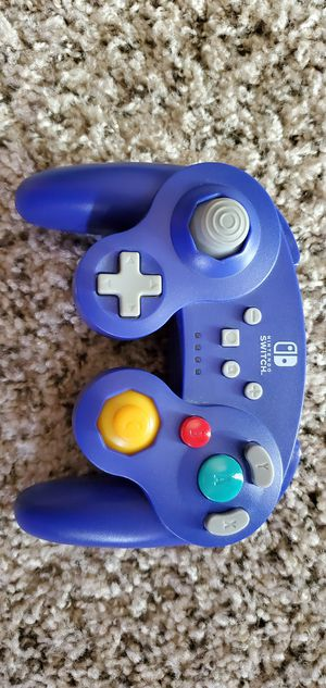 Nintendo Switch GameCube style controller - Wireless Power A for Sale in Medford, OR