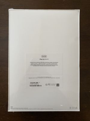 Brand New IPad Air 64GB for Sale in Fresno, CA