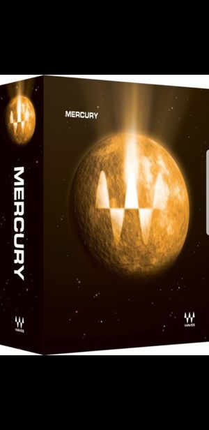 Waves Mercury bundle Official Software Electronic delivery MAC OR PC for Sale in Cheektowaga, NY