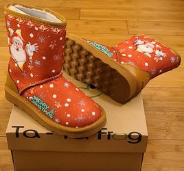 Snow Boots Size 13,1 And 2 For Kids. for Sale in Compton,  CA