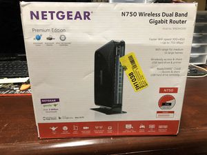 Wireless router net gear 750 👽👽👽💰💰🤑🤑🤑 for Sale in Anaheim, CA