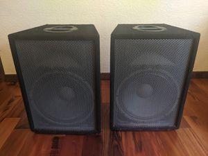 Electro Voice EV Force i Speakers 15 in 250 / 1000 Watt 8 Ohms PA System for Sale in Azalea Park, FL