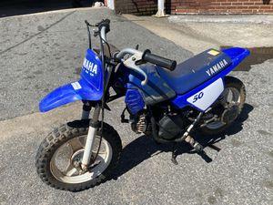1998 Yamaha PW 50 dirt bike for Sale in Cumming, GA