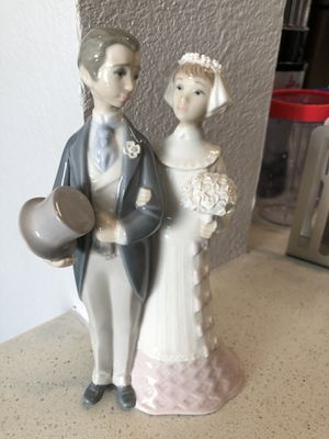 Lladro 'Wedding' figurine for Sale in St. Augustine, FL