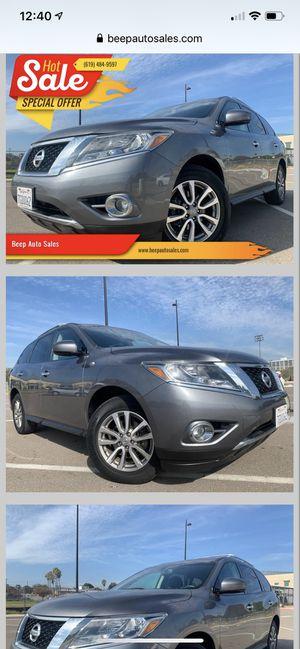 2015 Nissan Pathfinder we Finance Aqui financeamos for Sale in National City, CA