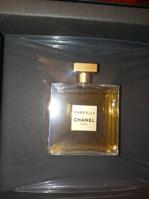 Chanel perfume large bottle. Gabrielle for Sale in Santa Ana, CA