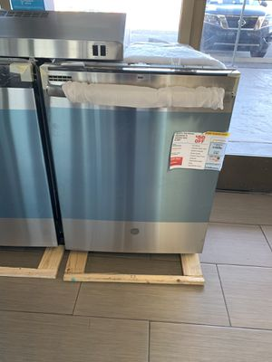 """GE 24"""" 50 DBA DISHWASHER ,TAKE IT HOME WITH ONLY $40 DOWN WITH OUR EASY NO CREDIT FINANCE NOW for Sale in Las Vegas, NV"""