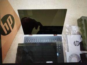New HP X360 440 TOUCHSCREEN Laptop: Intel Core i5-7200U/16GB RAM/512GB SSD+ Office for Sale in Rockville, MD