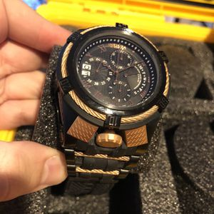 Invicta Copper Rope Watch for Sale in Las Vegas, NV