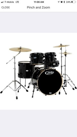 Almost new drum set for Sale in Bowie, MD