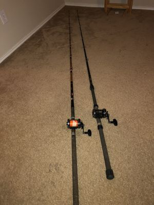 Newell fishing combos for Sale in Humble, TX