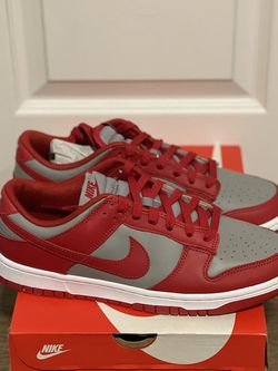 Nike Dunk Low UNLV red 7y for Sale in Los Angeles,  CA