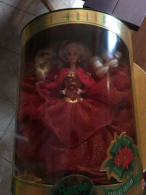 1993 Collectors Edition Barbie for Sale in Baxter, MN
