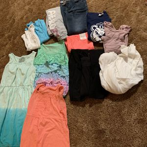 Girls Size 12 Lot Of Clothes, 14 Pieces for Sale in Montesano, WA