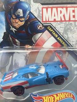Captain America hot wheels car for Sale in Brooklyn,  NY