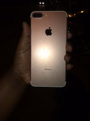 iPhone 7plus for Sale in Orrville, AL