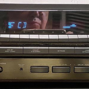 Kenwood KR-V7060 good working Audio-Video Stereo Receiver for Sale in Scottsdale, AZ