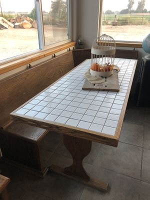 Kitchen nook table for Sale in Winton, CA