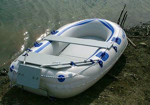 Sea eagle 9 inflatable raft/boat for Sale in La Porte, TX