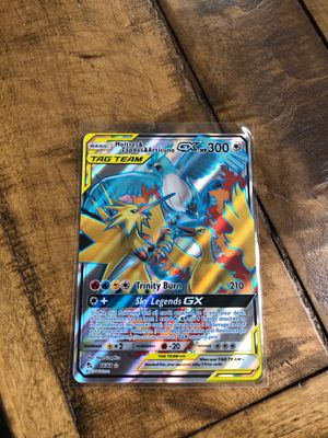 Pokemon Hidden Fates Moltres Zapdos Articuno Full Art for Sale in Swatara, PA