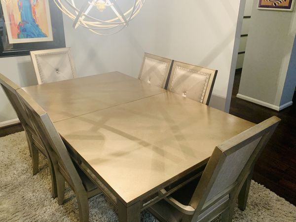 7 Piece dining room set send offers