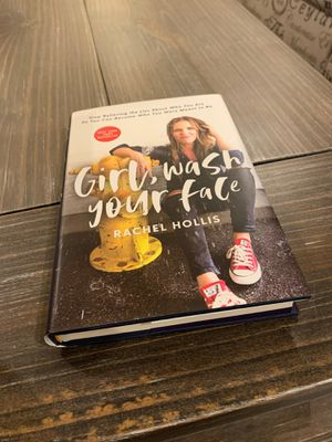 Girl Wash Your Face by Rachel Hollis for Sale in Arrington, TN