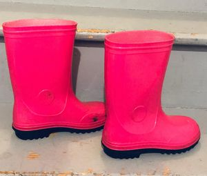 Rain boots size 1 for Sale in Dublin, OH