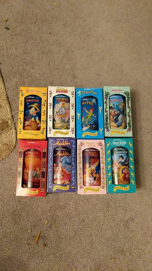 Disney Glass Collection Full Set New In Box for Sale in Tampa, FL