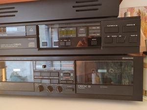 CD and tape player Yamaha and Magnavox for Sale in New York, NY