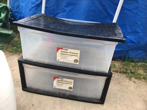Jumbo storage containers for Sale in Taylor, MI