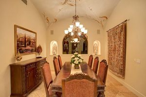 8 Person Custom High End Signature collection Dining table ! Moving must go ! for Sale in Austin, TX