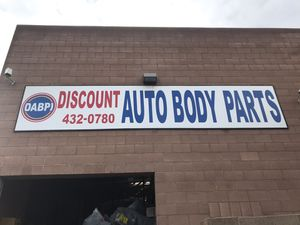 AUTO BODY PARTS WHOLESALE PRICES! for Sale in Las Vegas, NV