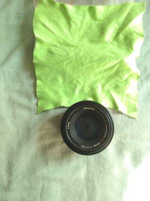 Sony digital camera lens lenses for Sale in Santa Clara, CA