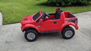 Power Wheels truck for Sale in Dunnellon, FL