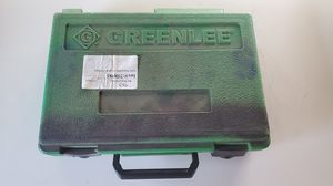 Greenlee Slugbuster Knockout Punch Set for Sale in Antioch, CA