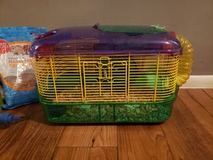 2 Story Hamster Cage for Sale in Tampa, FL
