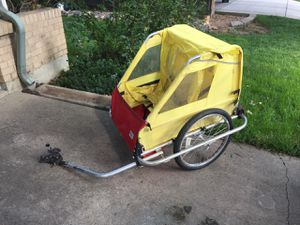 Bike Trailer Kids Burley for Sale in Arvada, CO