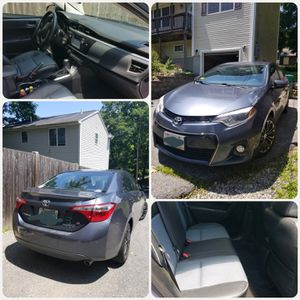 toyota Corolla S 2014 for Sale in Woonsocket, RI