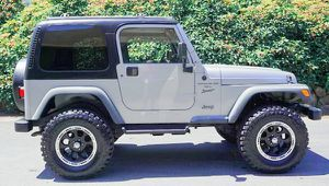 JEEP WRANGLER 2001 BEST DEAL ONLINE for Sale in New Orleans, LA