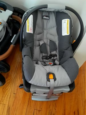 Like New Key Fit Car Seat! for Sale in Menands, NY