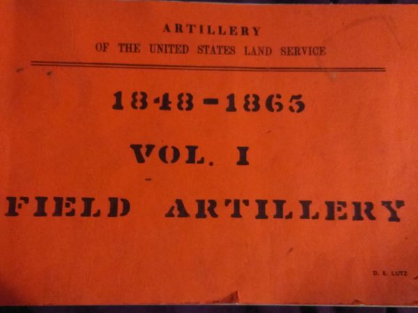 1970 Artillery of the United States Land Service