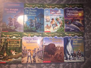 Magic tree house books for Sale in Antelope, CA