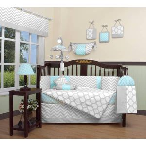 13 piece crib bedding set for Sale in Perris, CA