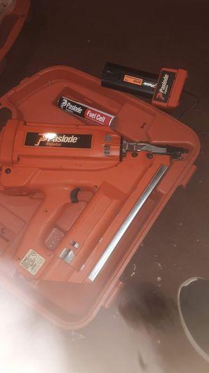 Paslode Impulse Nailgun for Sale in Staples, MN