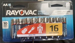 AA 16batteries for Sale in Trabuco Canyon, CA