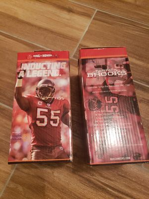 Derrick Brooks Bobblehead for Sale in Land O Lakes, FL
