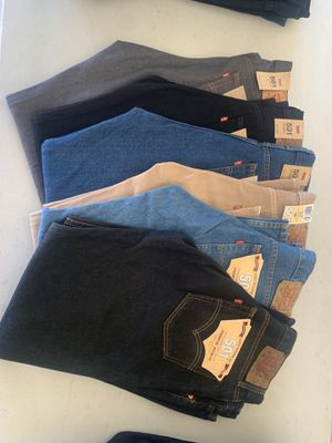 LEVI'S 501 JEANS 👖 *free delivery* for Sale in Upland, CA